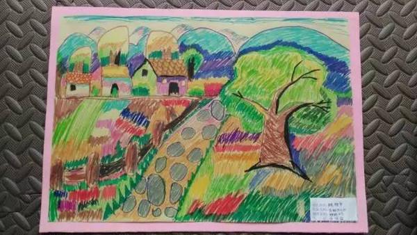 童绘家乡丨手绘美丽山水获奖名单公布啦!快来看看都有图片