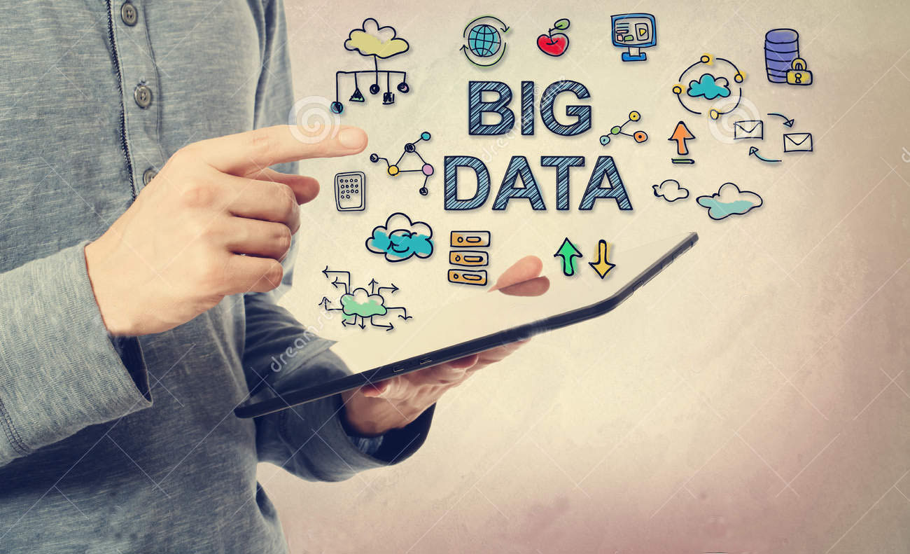 大数据分析让生活充满智慧