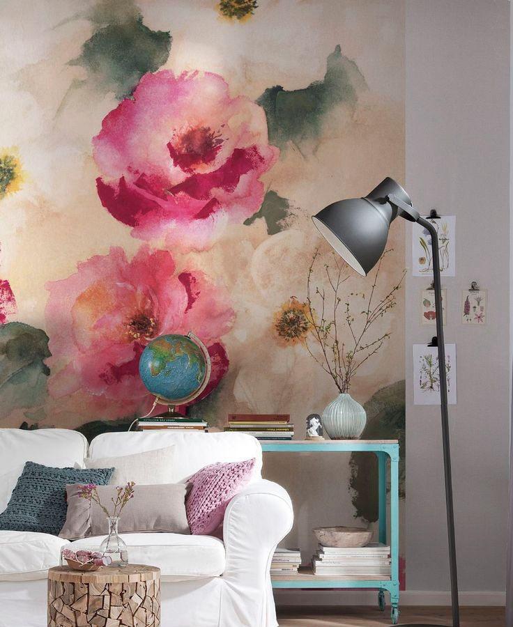 惊艳艺术——家居手绘墙