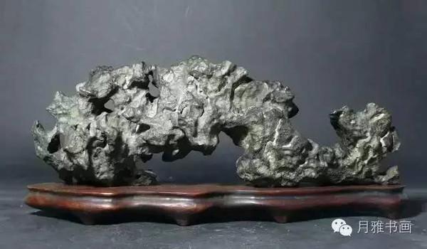 2017年6月9日      文房赏石精品欣赏   (二) - 田园 - 劉振華的田園