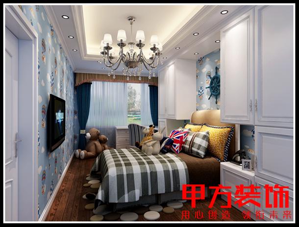 中海滨湖央墅别墅欧式装修效果图分享