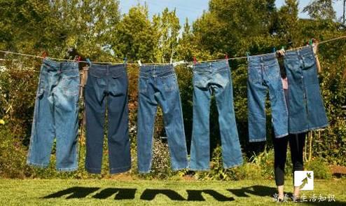 洗牛仔裤不褪色的7个小窍门:值得收藏(图)