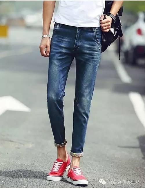 装配牛仔裤_长裤 裤子 牛仔裤 500_652 竖版 竖屏