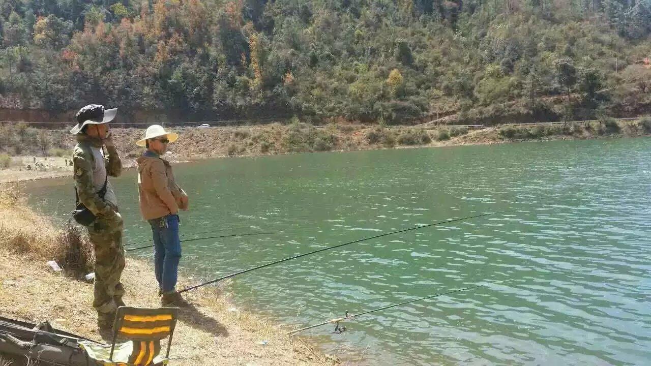 我对钓鱼和钓鱼人的感悟
