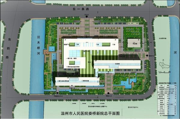 温州南站停车场平面图