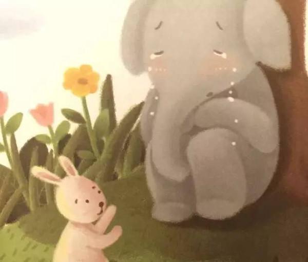 踩着长鼻子的象【宝宝故事电台】