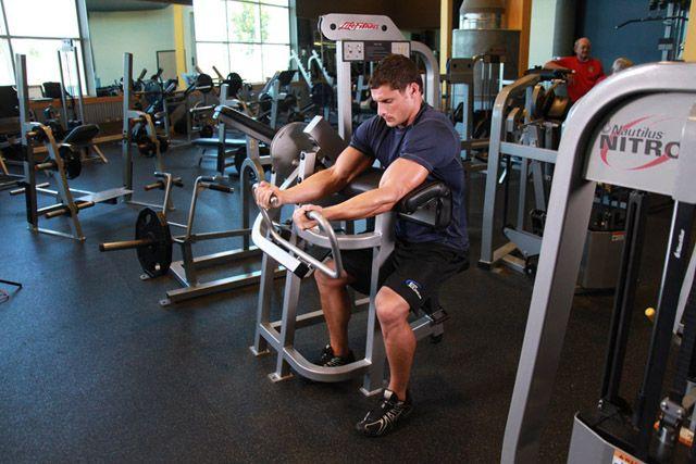 健身房器械那么多选择从哪项练起比较好?