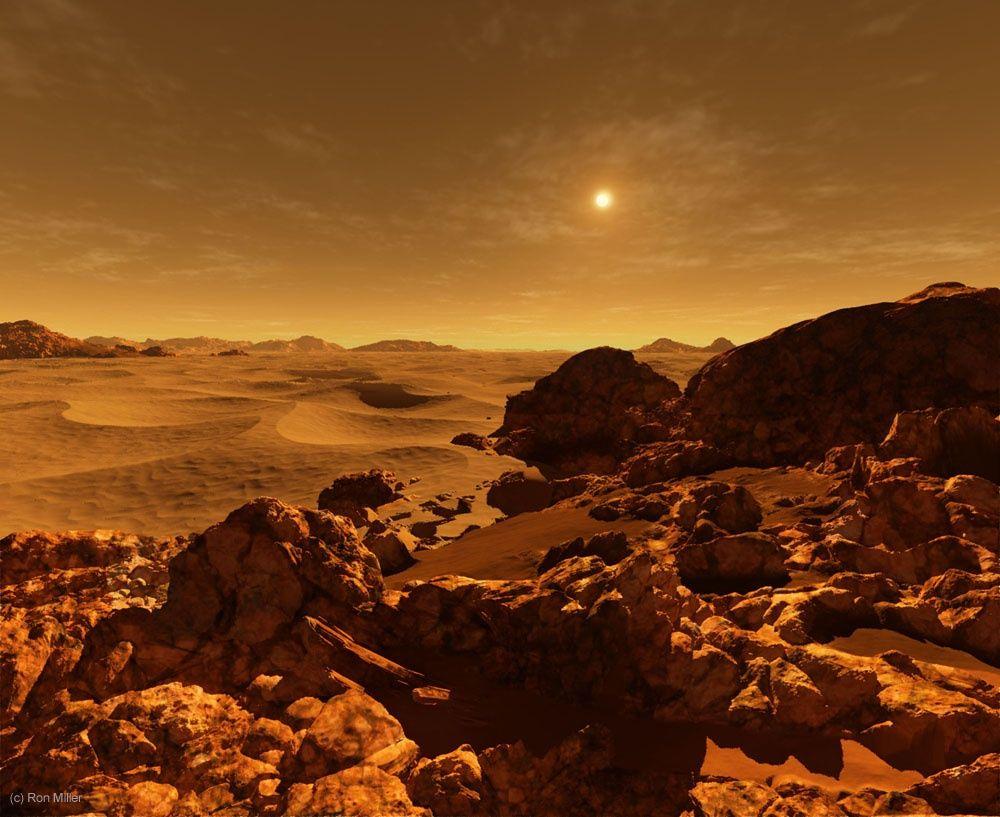 地球都弱爆了,换颗星球去看绝美日出吧!