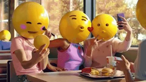 萌到爆 emoji版电影版即将开拍 疯狂动物城 冰雪奇缘 抢先首发