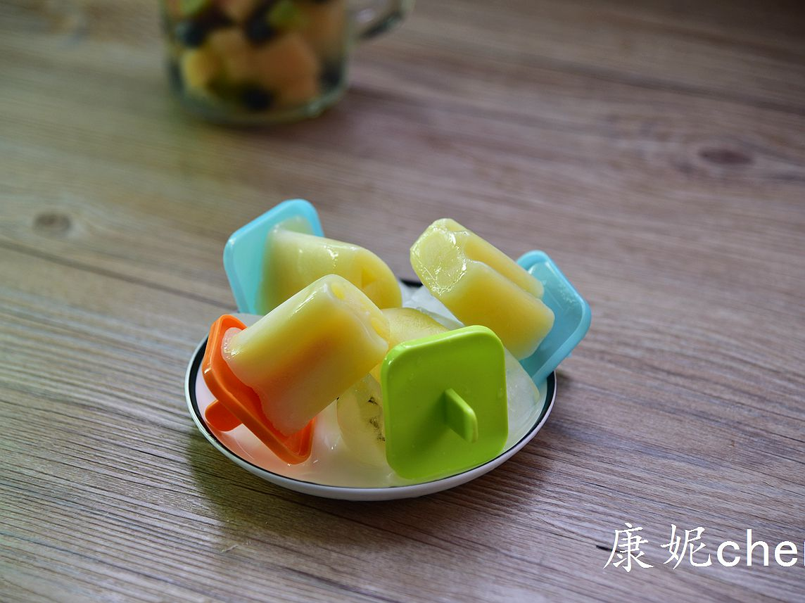 推荐最简单的消暑佳品【绿豆冰棒】 - 云淡风清 - 随心z.y的博客