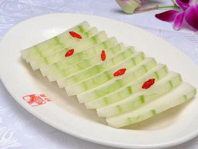 冬瓜-养生法 9种果蔬皮巧治病
