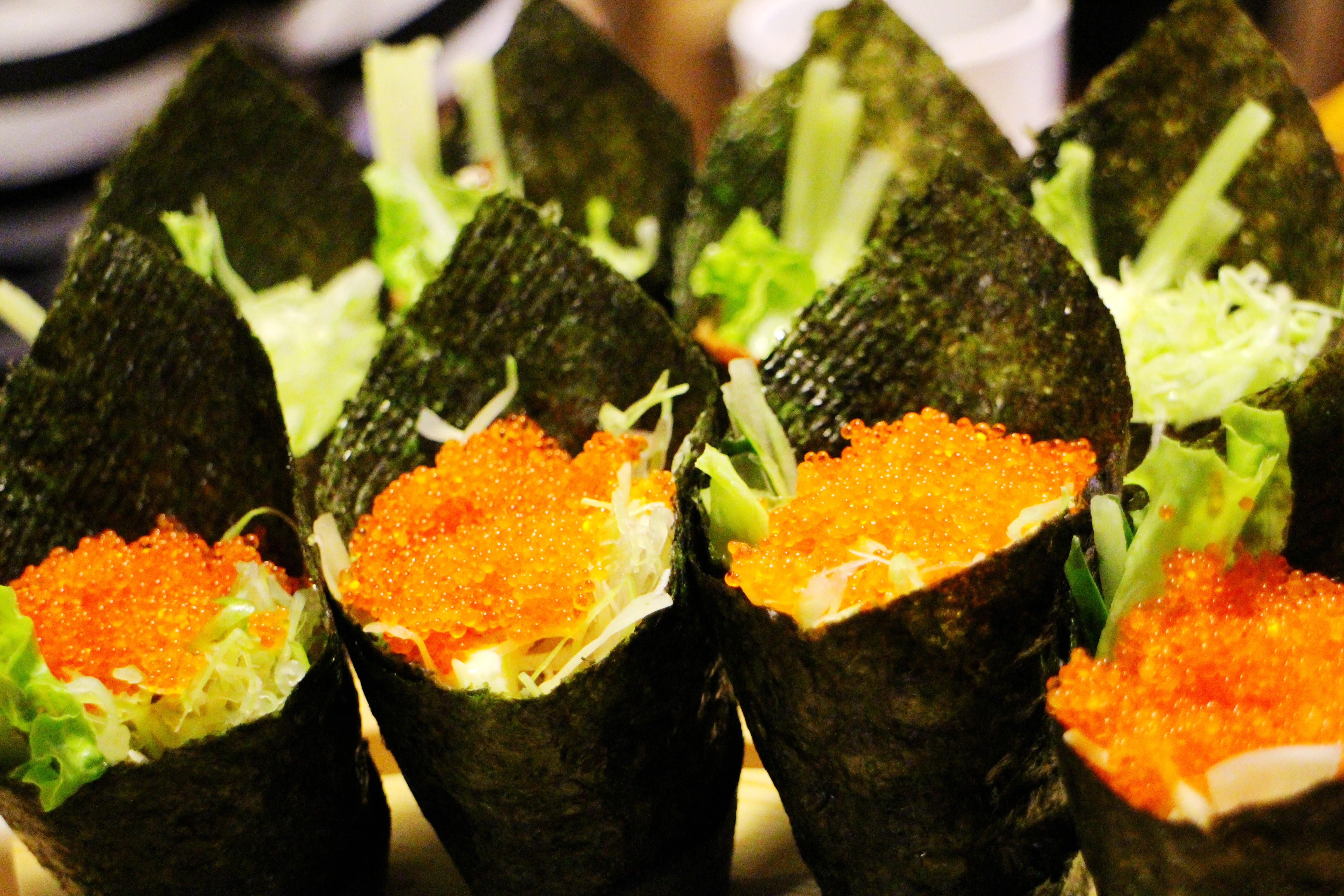 稻荷寿司——不可错过的寿司