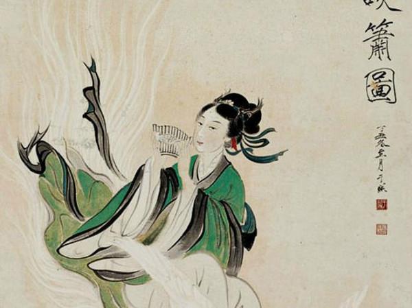 中国古典美女10大标准