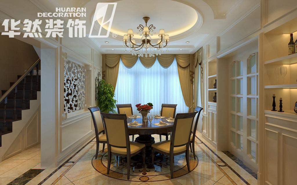 轻奢别墅设计 超赞美式风图片