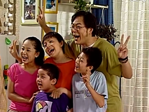 还记得刘星小雪吗?他们可是离婚重组家庭的孩子!