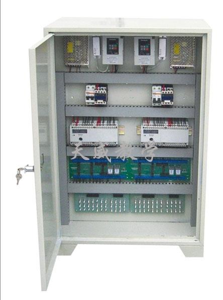 配电柜控制部分独立配电柜规格:800×450×1500(mm)其中含总电源,控制