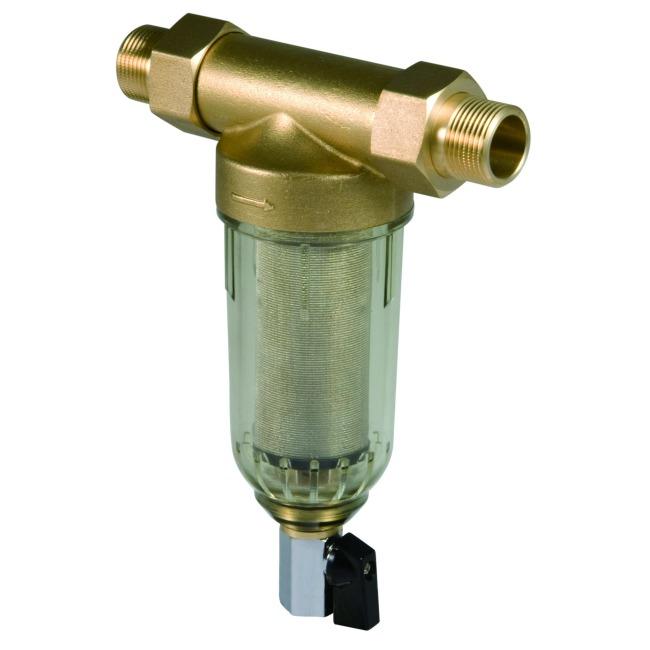 中央净水系统各个功能模块作用与效果分析