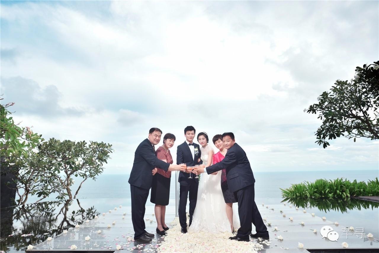林心如霍建华同场地婚礼,芊寻巴厘岛视频婚礼的吸烟危害图片