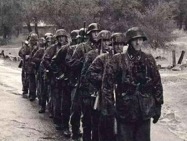 二战德军军服!