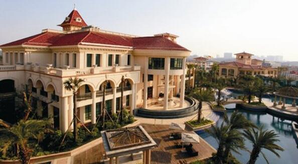 这是全球上最奢华的外观给咱们排名的是带来第五的托普拉克别墅.图豪宅微型别墅图片