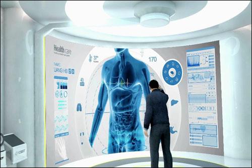 """智慧医疗产业腾飞,打造全民医疗""""一卡通""""图片"""