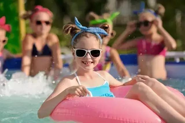 高温预警??孩子游泳那些事儿,你必须要知道这些