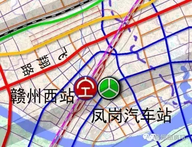 赣州高铁站初步设计图连通深圳 南昌 厦门 长沙图片
