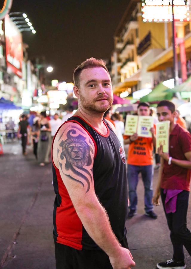 曼谷只有人妖,泰拳?纹身达人带你玩不一样的泰国图片