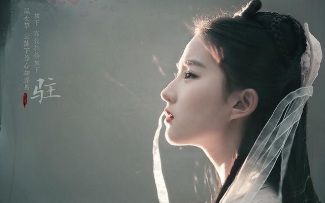刘亦菲,杨幂,唐嫣四大女神谁的古装最美图片