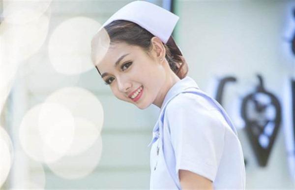 儿童护士写真图片