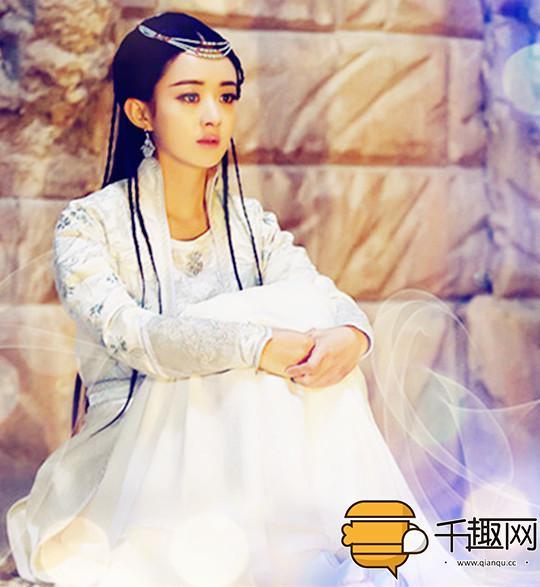 刘诗诗可谓是古装美女的第一人图片