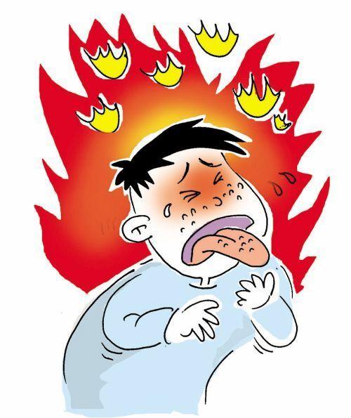 慢性食炎症状_具有补气养精,散寒行气的作用,阴虚体质的人,特别是患有慢性扁桃体炎