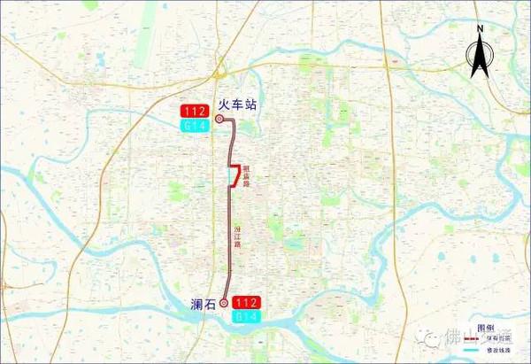 g1404线路地图