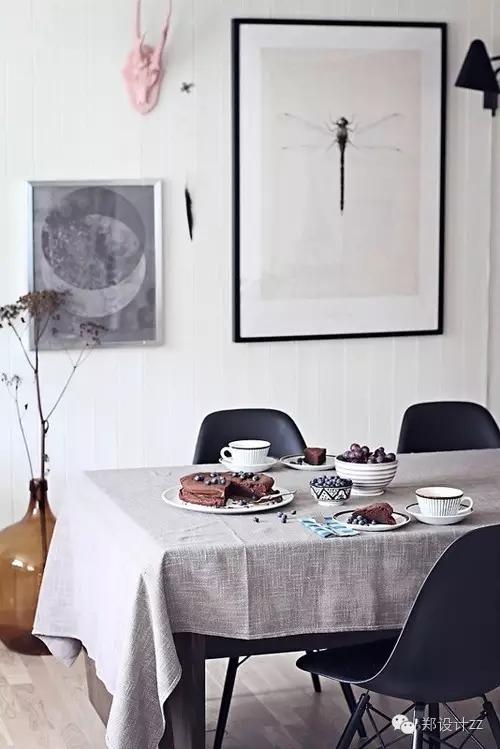 如果买不到称心的桌子,那就弄一条如意的桌布吧