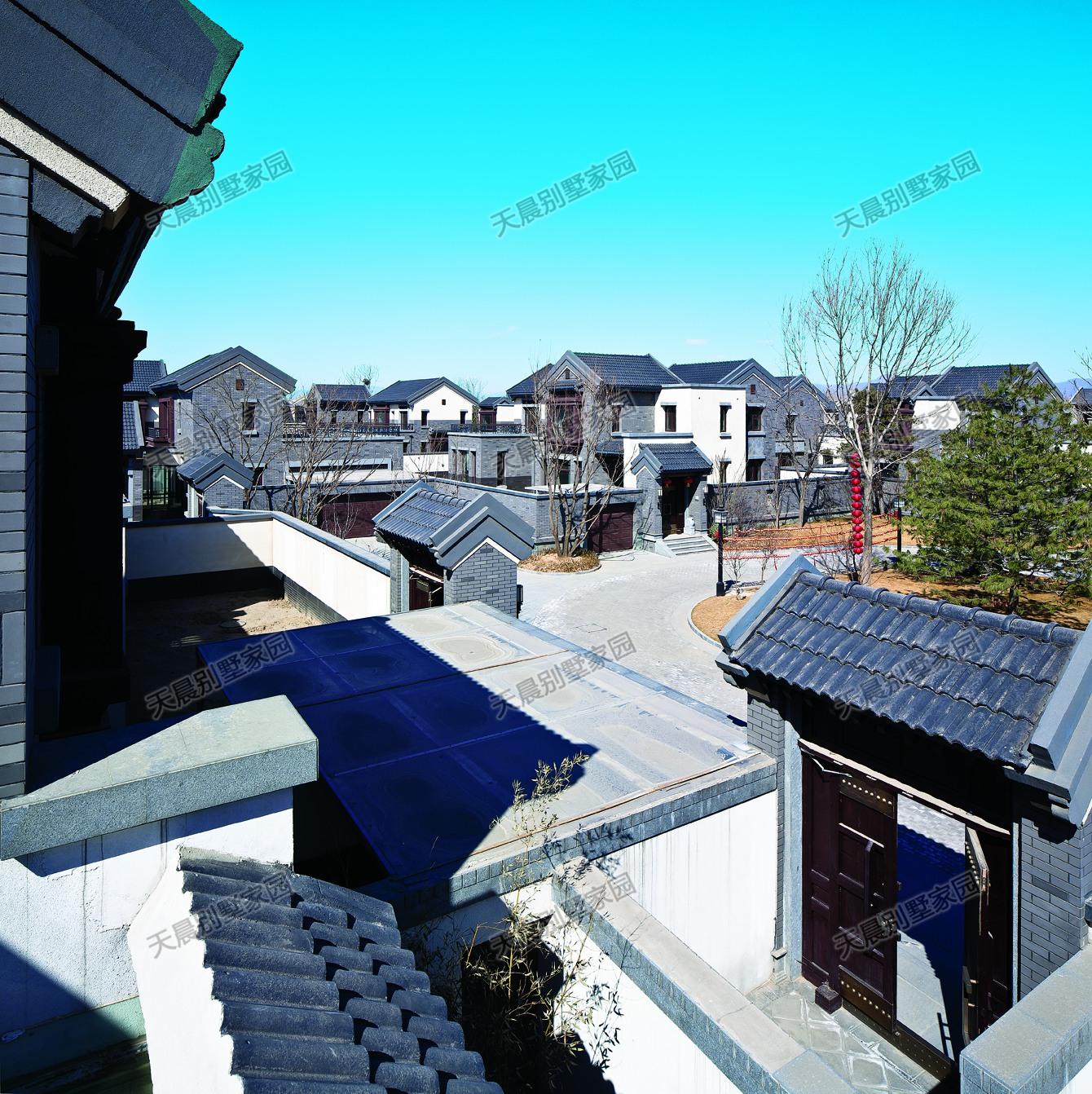 农村两层经济型别墅设计图