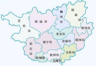 湖北的漂亮女孩也不少 亭亭玉立,别有风情 04 广西省 (估计人口约70万图片