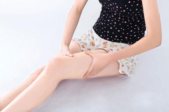 大腿减肥最快的方法运动图片