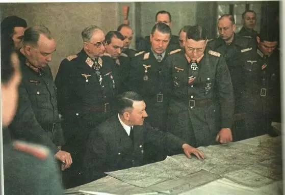 冯.格莱姆将军---德国纳粹空军的最后一任司令.