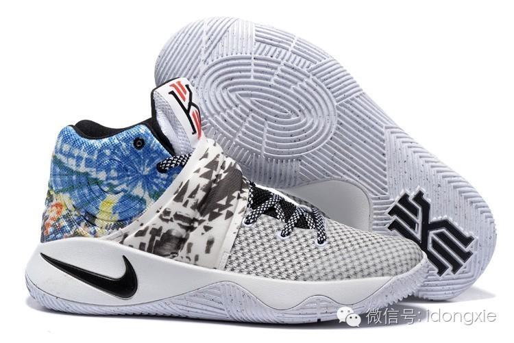 Nike耐克欧文二代篮球鞋配色大集合 - 微信公众