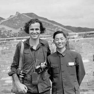 1973年中国领导人私密照,竟然被一个老外拍到了!
