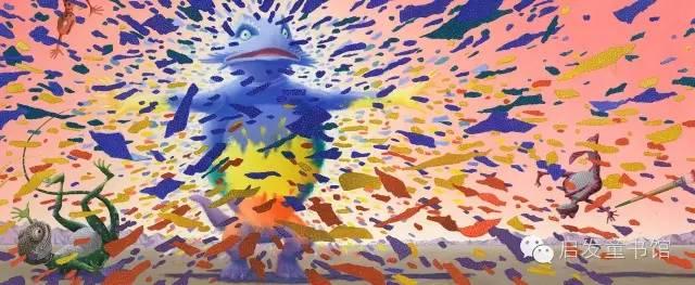 《艺术大魔法》_年度童书排行榜《艺术大魔法》画家达文来