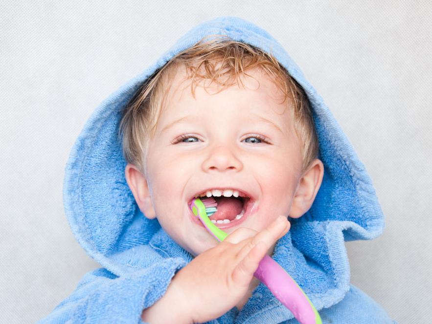 远离龋齿,从宝宝第一颗牙做起!