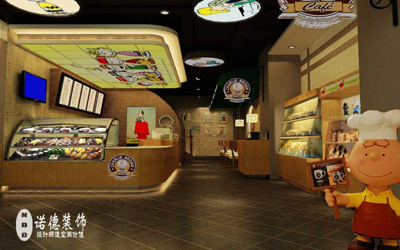 郑州餐厅设计 如今餐饮主题设计必须要考虑3dsmax绘制刀身形图片