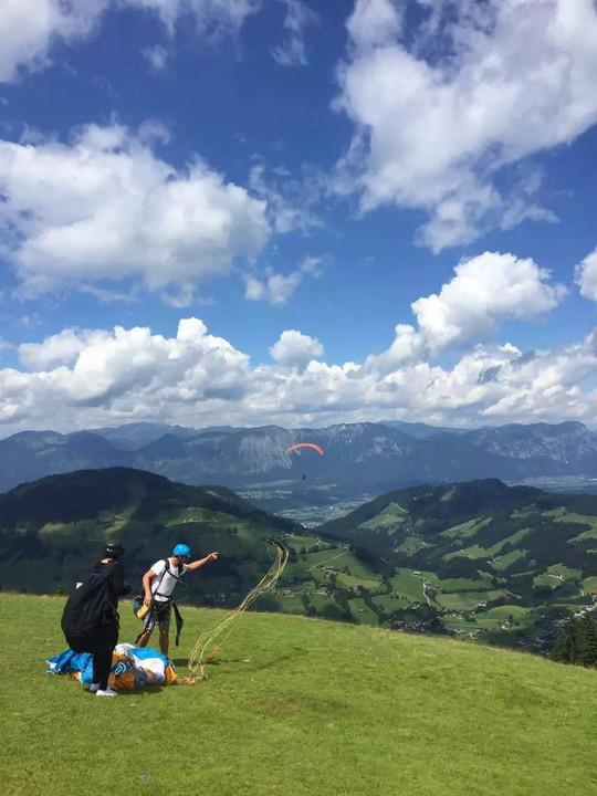 德国奥地利心水之旅:只消山水光中,无事过这一夏
