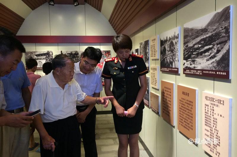 谢子长将军雕像在延安子长县揭幕  故居同期对外开放(图) - 视点阿东 - 视点阿东