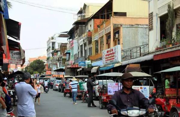 玩柬埔寨金边女人