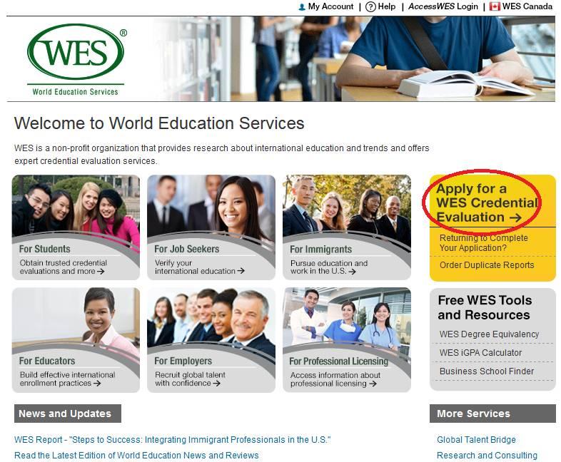 留学申请成绩单需要认证怎么办?小站图文详解WES认证流程图1