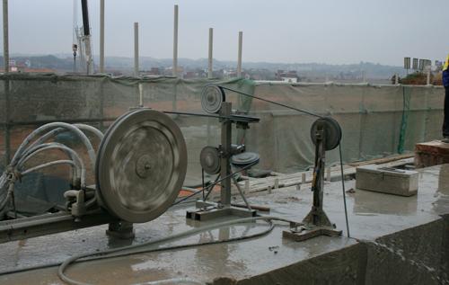 兵哥混凝土切割有限公司拥有机械设备钢筋混凝土切割技术已广泛用于图片