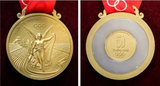 2008年北京奥运会金牌