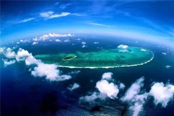 西沙距离海南岛陆地180多海里